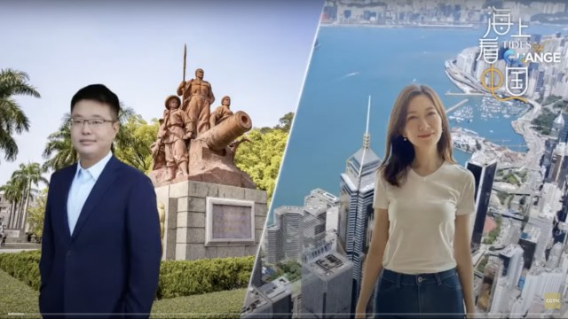 Live: Hong Kong and Dongguan, a tale of two cities with shared prosperity
