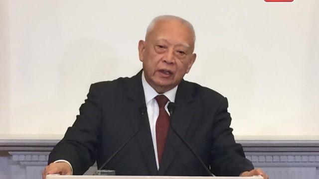 董建華稱選委會經重構後對香港政治生態具舉足輕重意義